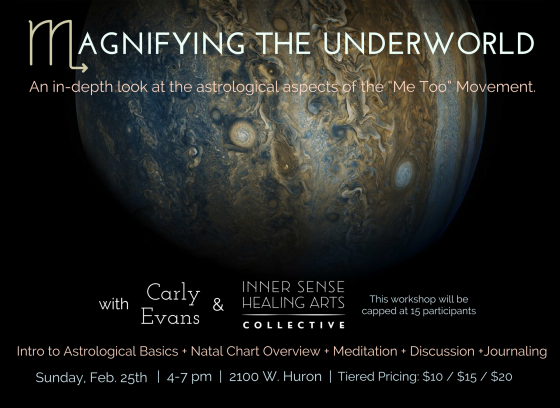 Magnifying the Underworld - facebook event (1)